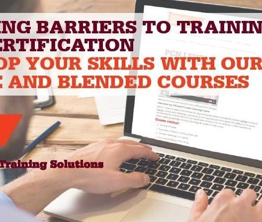 Expanded online training provision with PCN Level 3 Basic and free online pre-learning material