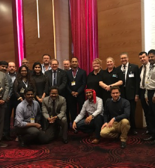 BINDT DUBAI CONFERENCE A SUCCESS