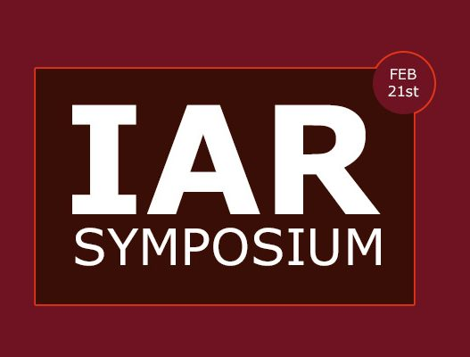 A glimpse at the IAR Annual Symposium on NDT and Corrosion Testing